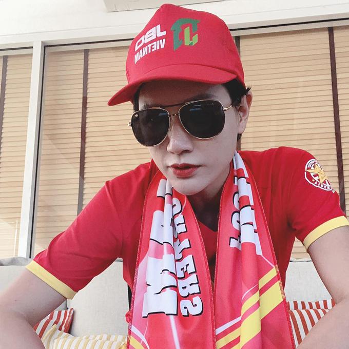 Quán Thái thổ địa Trang Trần check in khi đi cổ vũ U23 Việt Nam - 6
