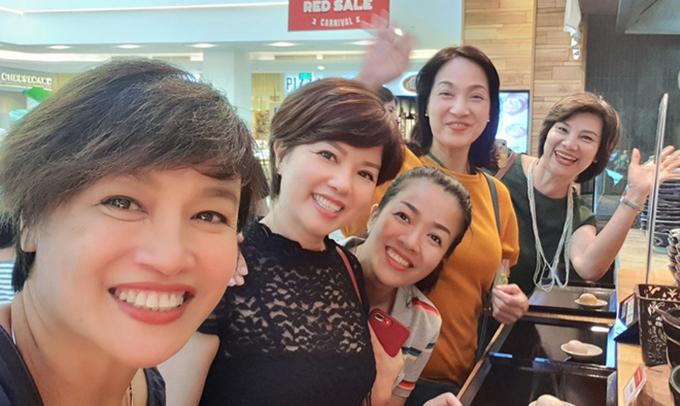 Ngọc Huyền vừa đón sinh nhật hồi tháng 12/2019 và nhận được rất nhiều lời chúc từ bạn bè, khán giả.