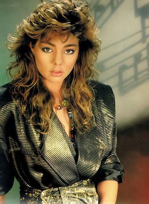 Sandra Ann Lauer những năm 1980.