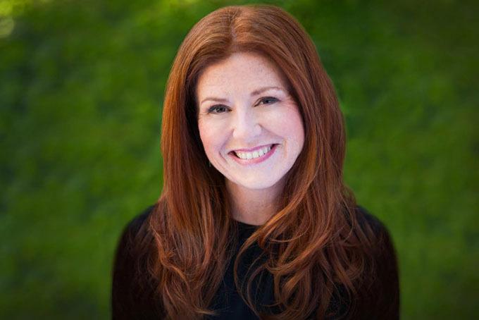 Kara Goldin, nhà sáng lập kiêm CEO Hint Water. Ảnh: Popsugar.
