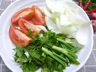 Bò xào chua ngọt - 2