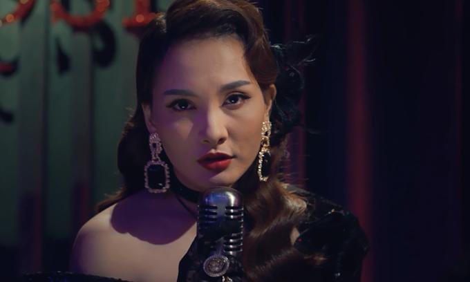 Bảo Thanh đóng vai ca sĩ.