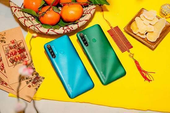 Realme 5i lên kệ tại thị trường Việt Nam với những màu máy phù hợp thị hiếu giới trẻ.