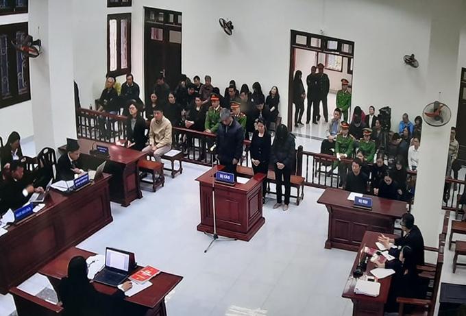 Bà Nguyễn Bích Quy nói không làm gì có lỗi với lương tâm