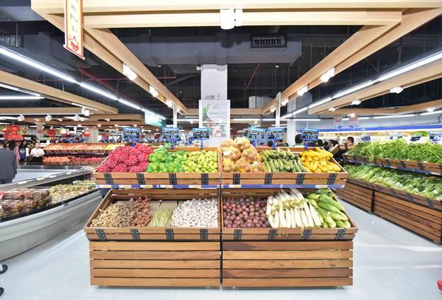 Siêu thị MM Super Market Thanh Xuân đông khách dịp cận Tết - 1