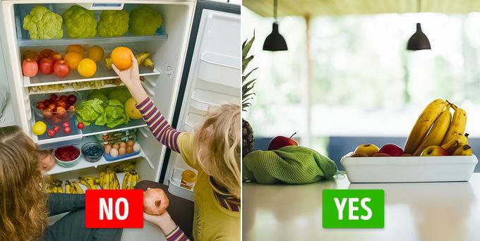 Những loại rau củ quả càng để tủ lạnh càng nhanh hỏng - 1