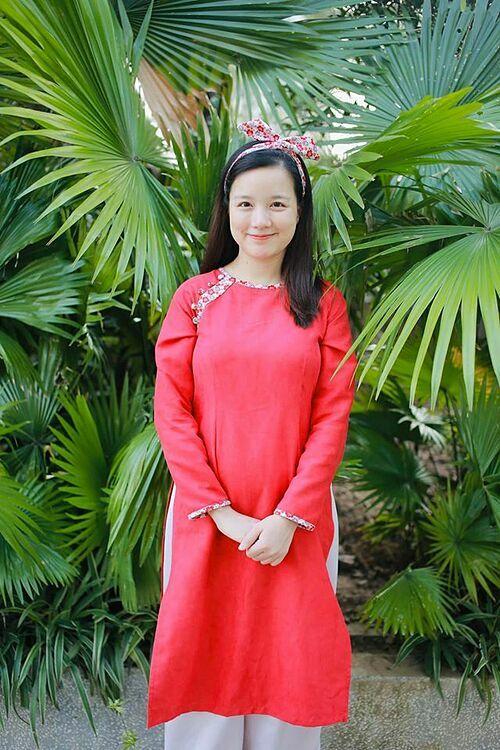 MC Minh Trang.