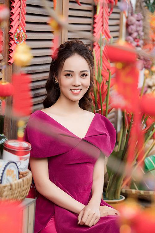 Ngọc Hà cho biết, Canh Tý sẽ là cái Tết thứ 5 cô và NSND Công Lý bên nhau. Từ ngày hẹn hò, cả hai thường xuyên xuất hiện chung tại các sự kiện.