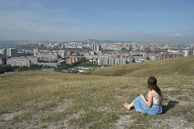 Thành phố Krasnoyarsk, Nga. Ảnh: Euro News.