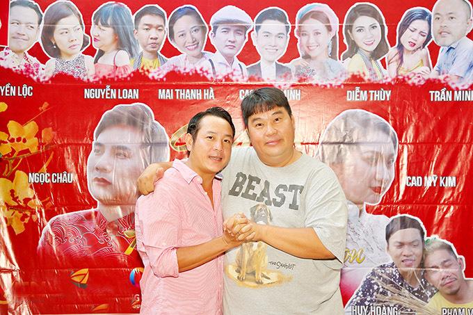 Diễn viên Hoàng Mập ủng hộ Quyền Lộc mở kênh YouTube riêng.