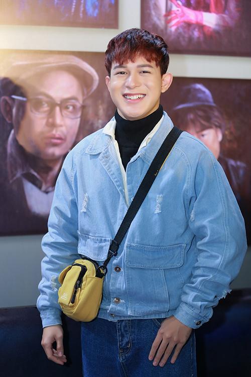 Diễn viên Quang Anh đóng vai Bảo của Về nhà đi con cũng có mặt.