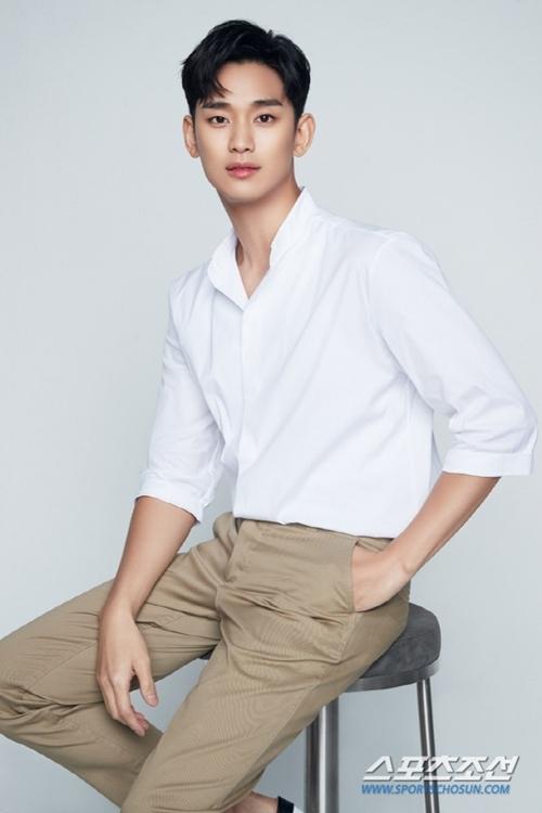 Kim Soo Hyun.