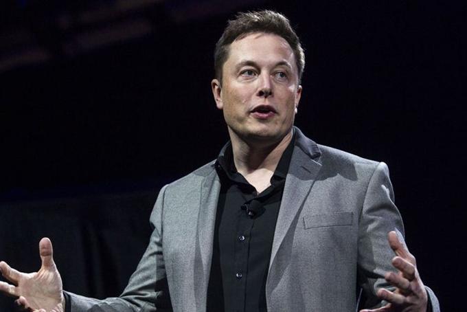 Elon Musk, CEO hãng xe điện Tesla. Ảnh: Money.