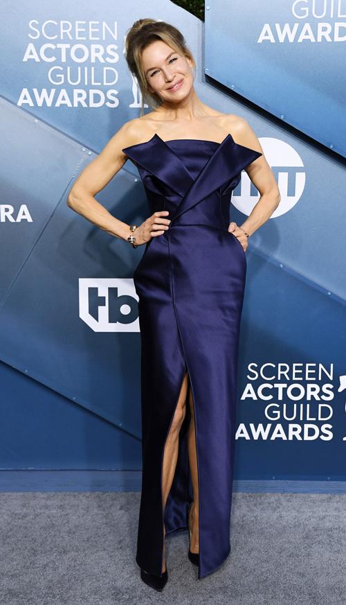 Nữ diễn viên Renee Zellweger.