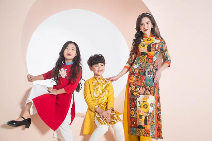 Thời trang Orchid giảm 50% toàn bộ sản phẩm áo dài - Ngôi sao