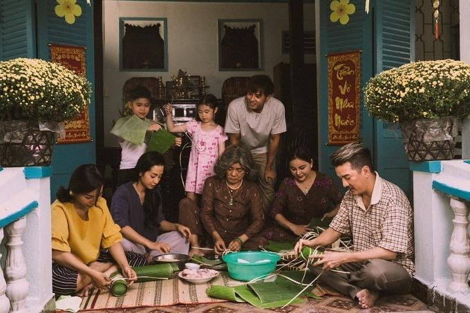 Đàm Vĩnh Hưng, Lê Giang tái hiện cảnh quê nghèo - 3