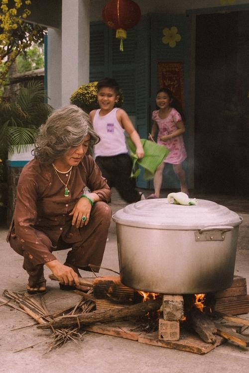 Đàm Vĩnh Hưng, Lê Giang tái hiện cảnh quê nghèo - 4