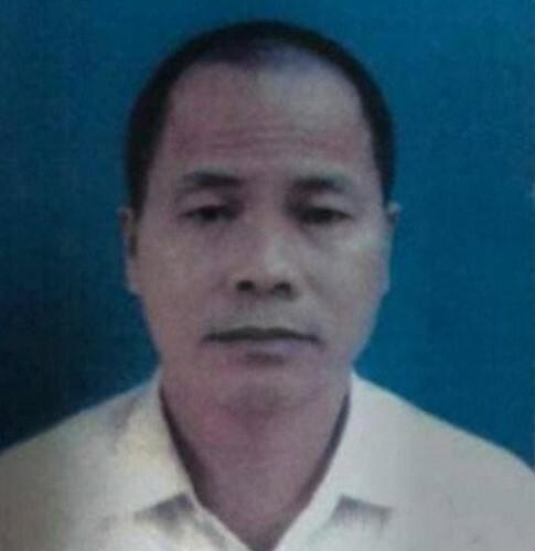 Nghi Phạm Lý Văn Sắn. Ảnh: C.A