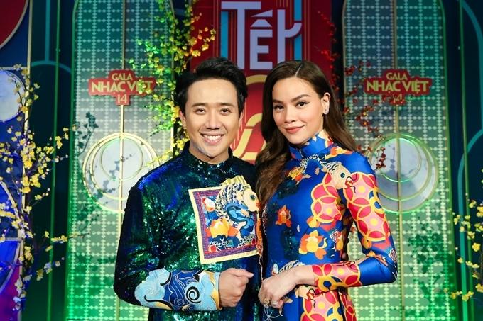 Trấn Thành cũng trở thành MC chính trong chương trình cùng ca sĩ Hồ Ngọc Hà. Cả hai đem tới nhiều thông tin thú vị, câu chuyện ngày tết.