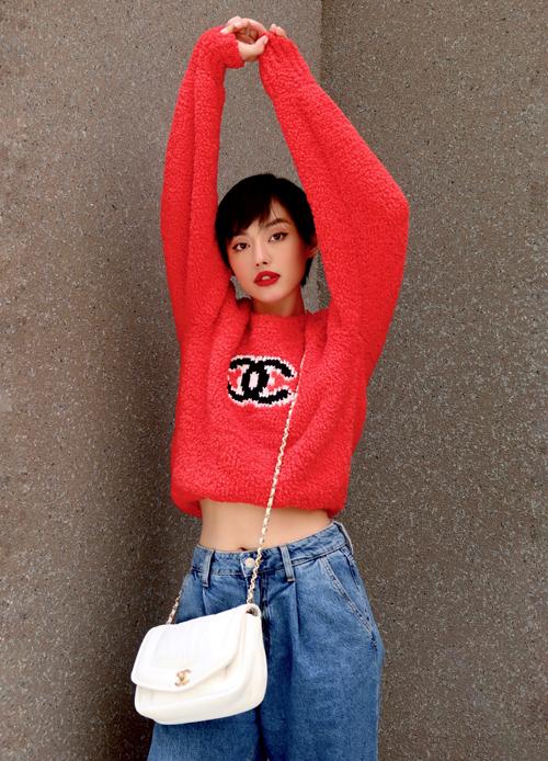 Khánh Linh: Fashionista không phải là một nghề (Bài Tết) - 3