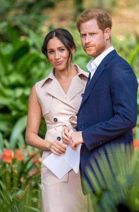 Vợ chồng Hoàng tử Harry sẽ sống tạiCanada những lúc không ở Anh. Ảnh: Splash News.
