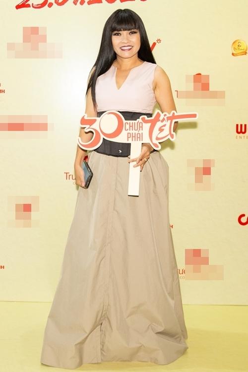 Ca sĩ Phương Thanh đóng một vai đanh đá gây cười trong phim.