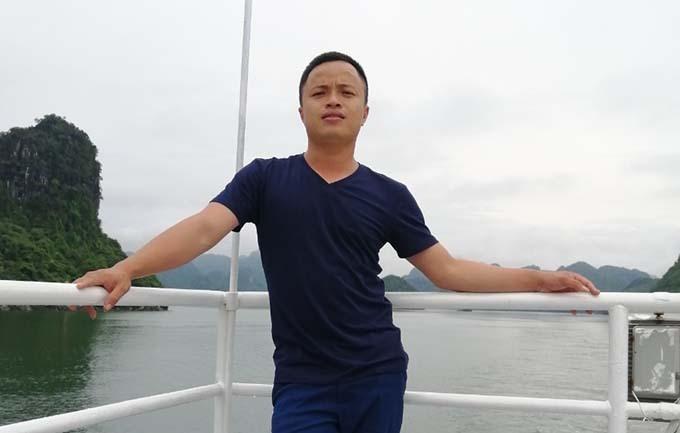Anh Đặng Ngọc Hạnh. Ảnh: NVCC
