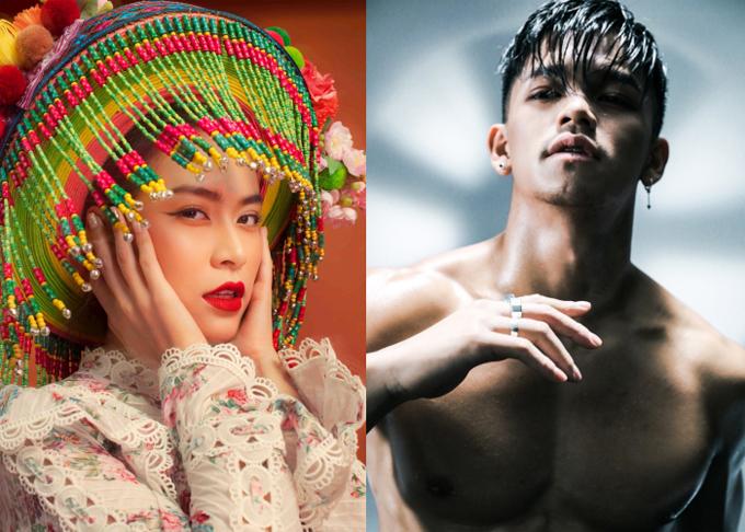Hoàng Thùy Linh và Trọng Hiếu đều là những ca sĩ trẻ tài năng của Việt Nam