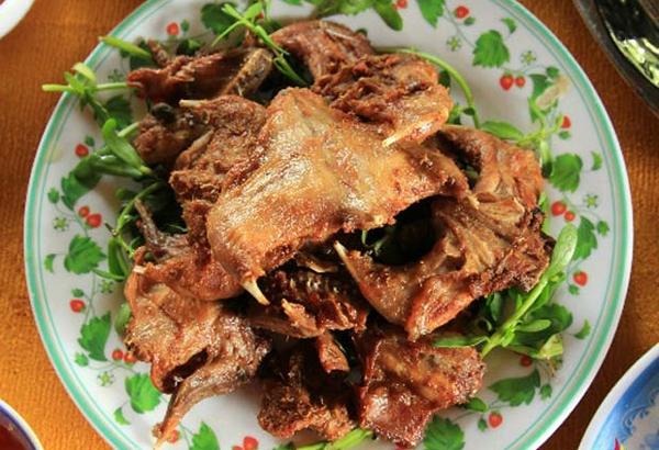 Các món ngon từ thịt chuột - 1
