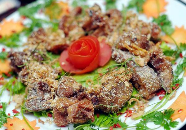Các món ngon từ thịt chuột