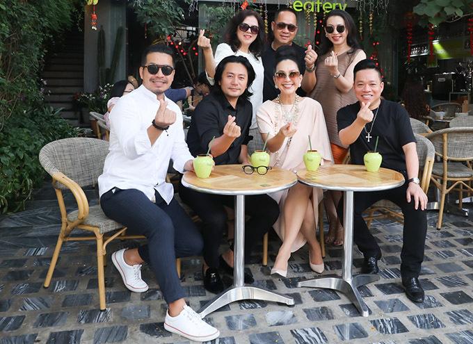 Diễm My hy vọng Trương Minh Cường sớmtái xuất với một dự án điện ảnh mới, sau thời gian im ắng.
