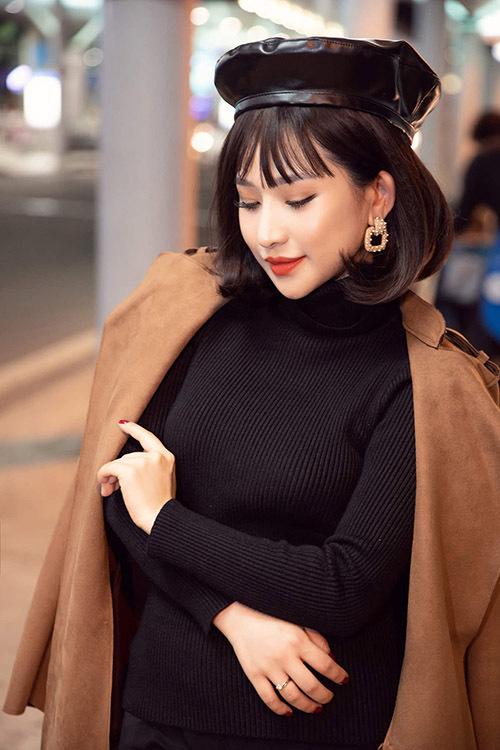 Sau khi ly hôn với ca sĩ Hồ Quang Hiếu, Ivy vẫn lẻ bóng. Cô kín tiếng về chuyện riêng.