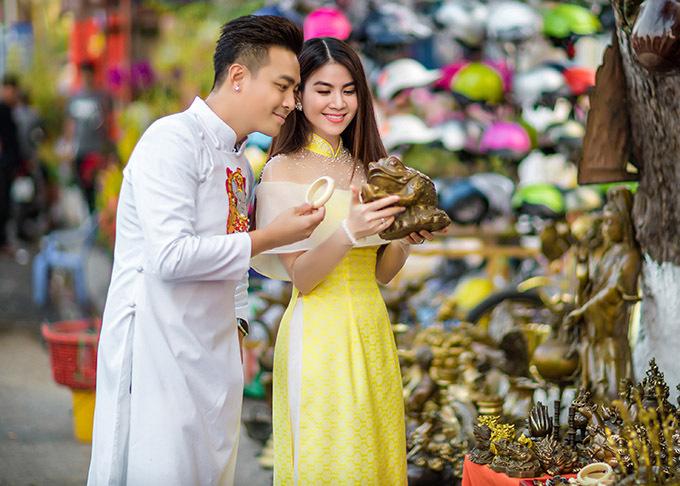 Thanh Duy - Kha Ly quyết săn chuột vàng năm nay - 9