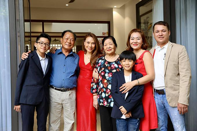Sau Tết,Mỹ Tâm sẽ trở lại Sài Gòn để thực hiện các công việc và dự án âm nhạc riêng.