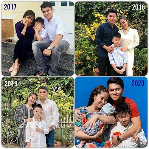 Lê Phương chia sẻ hành trình hạnh phúc năm 2017 -2020.