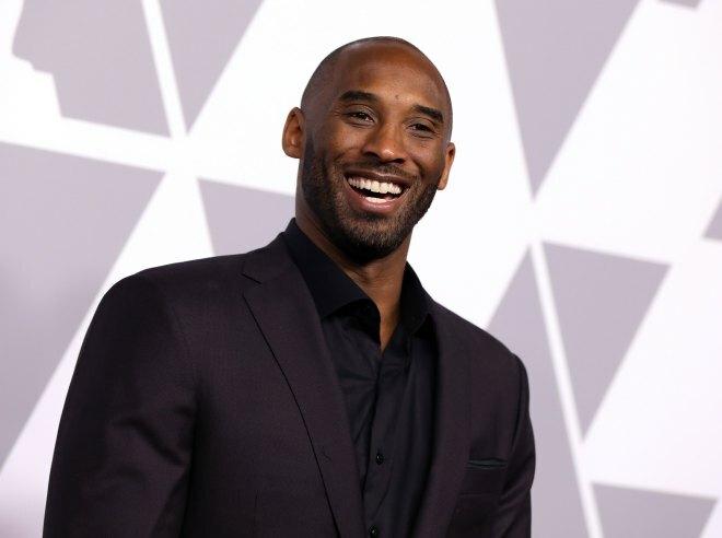 Huyền thoai bóng rổ Kobe Bryant.