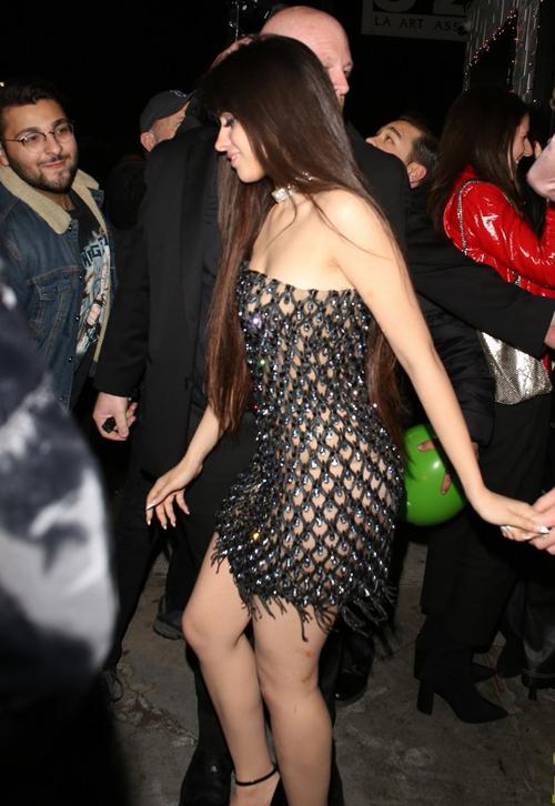 Camila đã có một năm thành công rực rỡ trong sự nghiệp âm nhạc và hạnh phúc trong tình yêu. Mối tình của co với Shawn Mendes nhận được sự ủng hộ của đông đảo các fan.