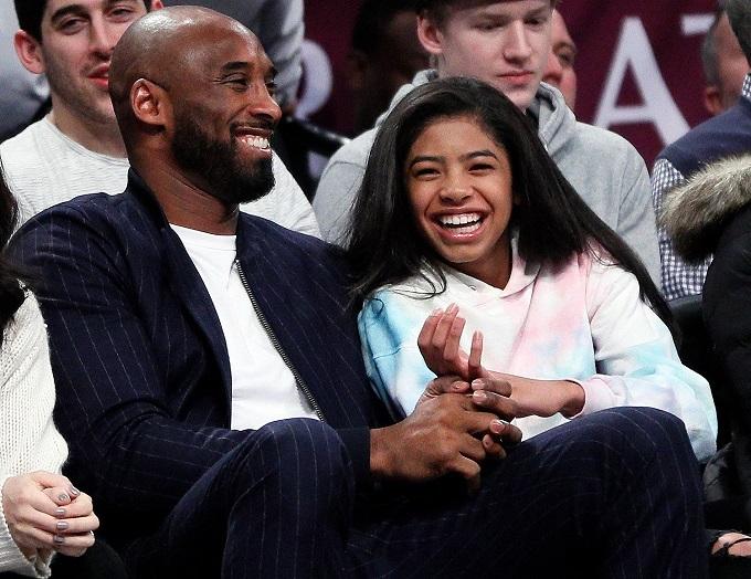 Tôi thấy rất vui bởi vì đây là lần đầu tiên tôi xem trận đấu thông qua góc nhìn của con bé, Bryant từng chia sẻ.