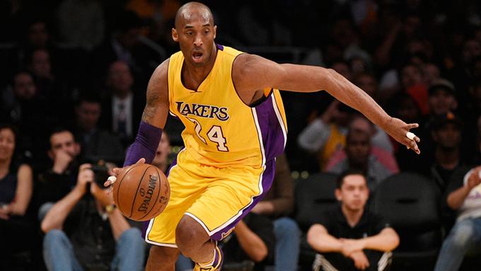 Kobe Bryant đoạt được gần như mọi danh hiệu cao quý của làng bóng rổ. Ảnh: ABC.