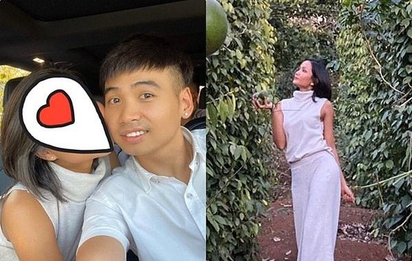 Bạn trai tin đồn đăng ảnh bên cô gái có diện mạo giống hệt HHen Niê.