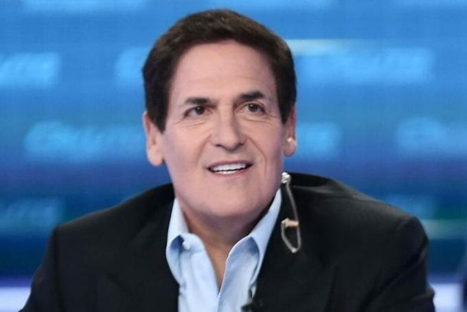 Tỷ phú tự thân Mỹ Mark Cuban. Ảnh: CNBC.