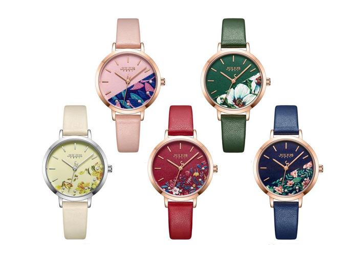 Đồng hồ Julius Hàn Quốc giảm 50% trên Store Ngôi Sao