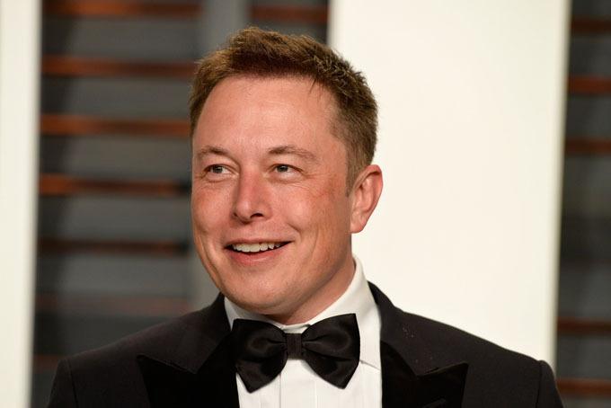 Tỷ phú Elon Musk. Ảnh: BI.