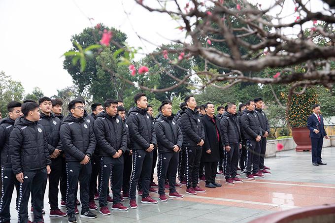 Đội quân của HLV Chu Đình Nghiêm bước vào mùa giải mới với mục tiêu đoạt thứ hạng cao nhất ở tất cả các đầu trường tham dự gồm Siêu Cup Quốc gia, V-League, Cup Quốc gia và Cup các CLB Đông Nam Á 2020.
