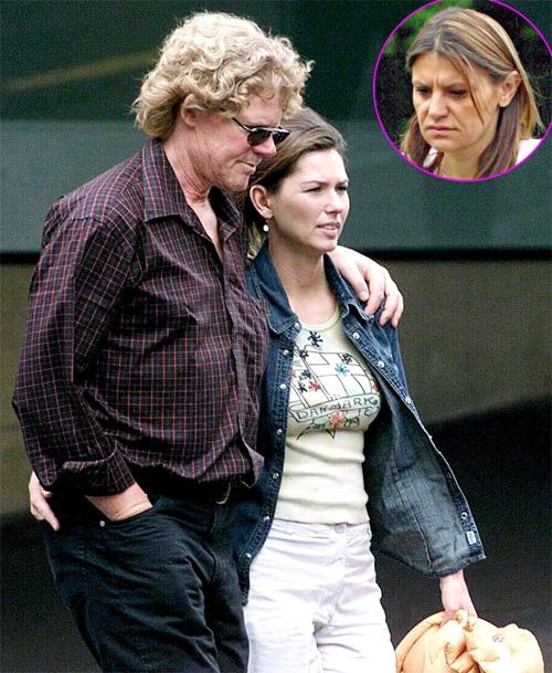Chồng cũ của Shania Twain (trong ảnh) ngoại tình với bạn thân của nữ ca sĩ (ảnh nhỏ).