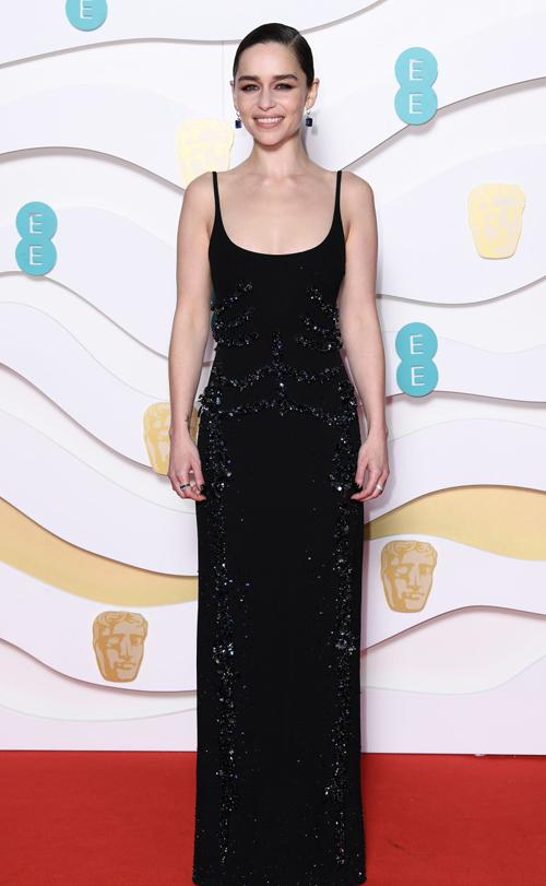 Mẹ rồng Emilia Clarke của phim Game of Thrones.