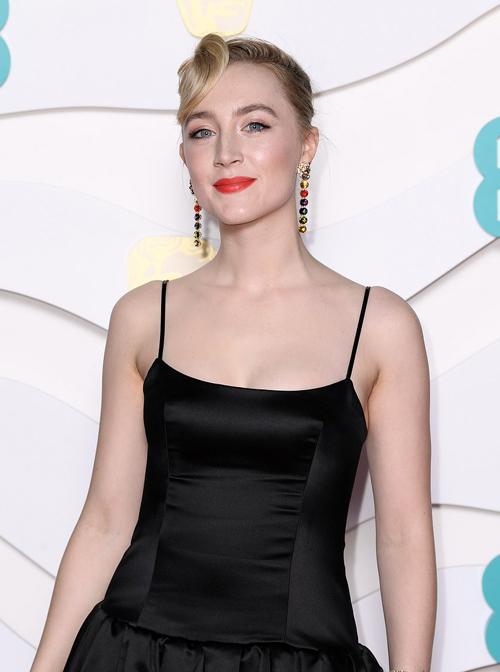 Ngôi sao phim Little Women Saoirse Ronan.