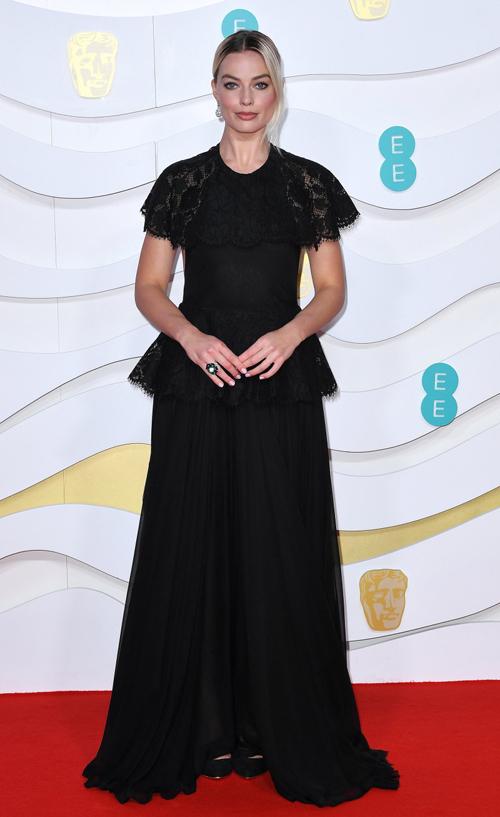 Nữ diễn viên Margot Robbie.