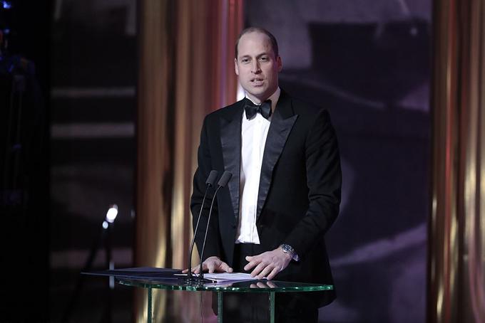 Đồng thời, Công tước xứ Cambridge cũng ca ngợi nền điện ảnh của nước Anh vì may mắn có được những nhà làm phim, diễn viên, nhà sản xuất, đạo diên và các kỹ thuật viên tài giỏi.