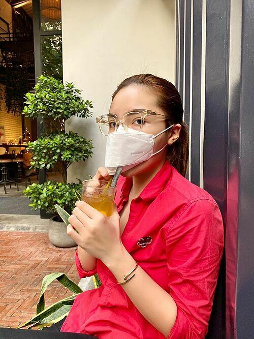 Giữa tình hình dịch bệnh viêm phổi Vũ Hán, Kỳ Duyên nhắn nhủ mọi người bảo vệ sức khoẻ của mình chính là bảo vệ sức khoẻ của những người xung quanh bạn.